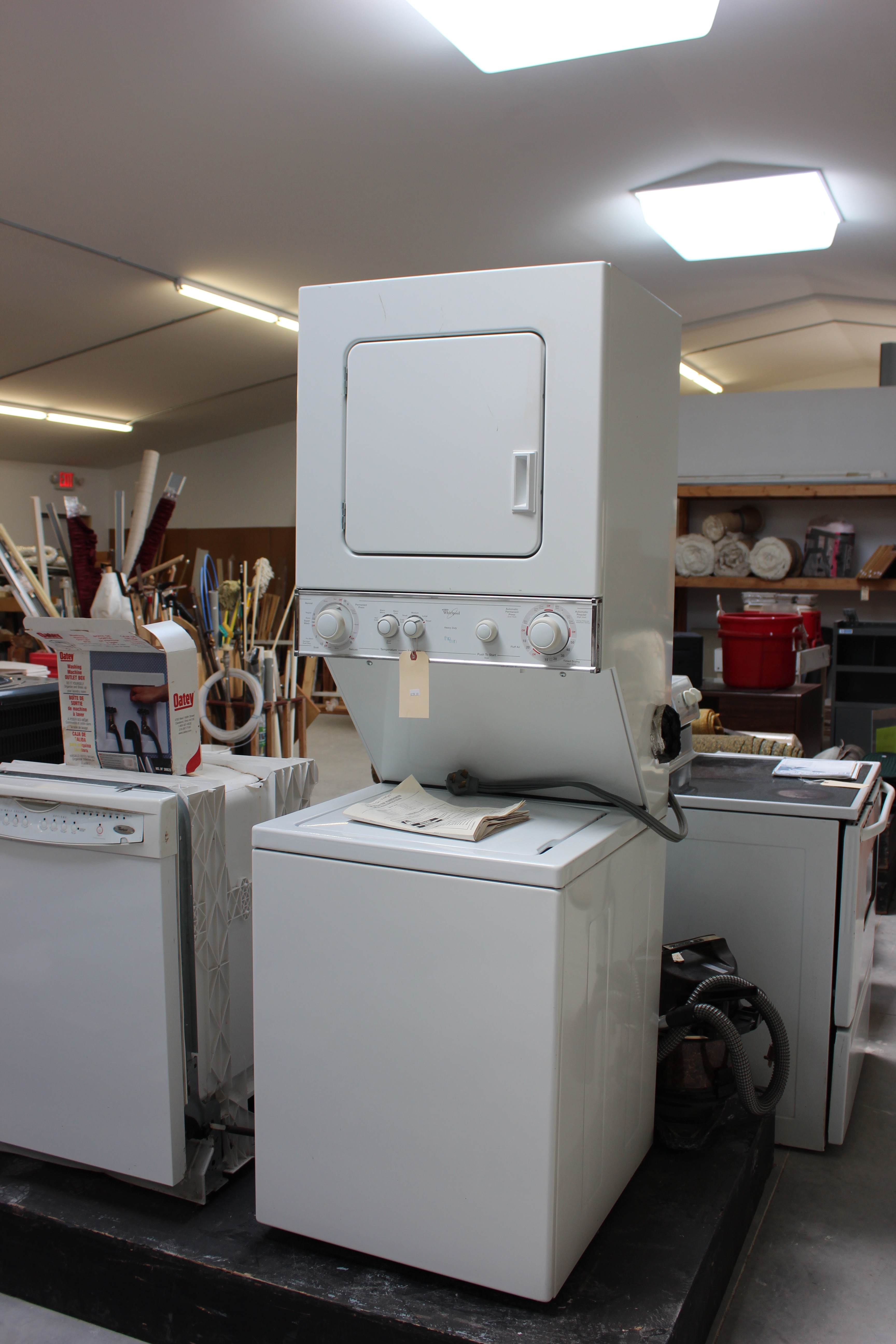 Like new appliances at fantastic prices